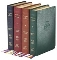 Liturgy Of The Hours-Set of 4 Volumes-Large Type