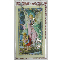 Rosary and Guardian Angel Prayer Card Set