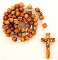 Rosary - Olivewood Cord