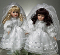1st Communion Doll Blonde 12""