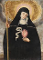St. Gertrude the Great Costume - Adult