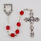 July Ruby Rosary