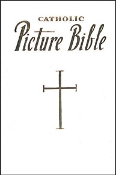 New Catholic Picture Bible-White