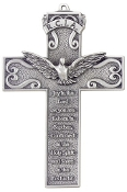 Cross - RCIA - Pewter