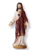 Sacred Heart Of Jesus-5 1/2""