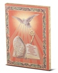 7 Gifts Confirmation Plaque